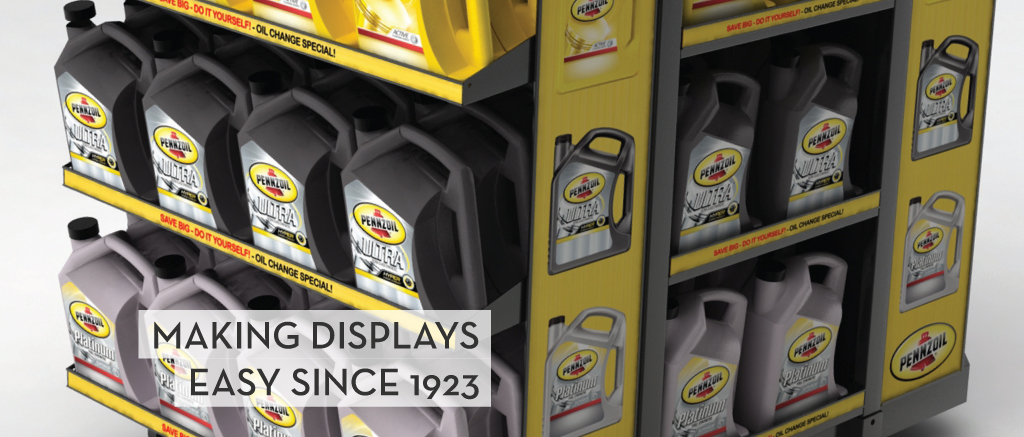 Retail POP Displays