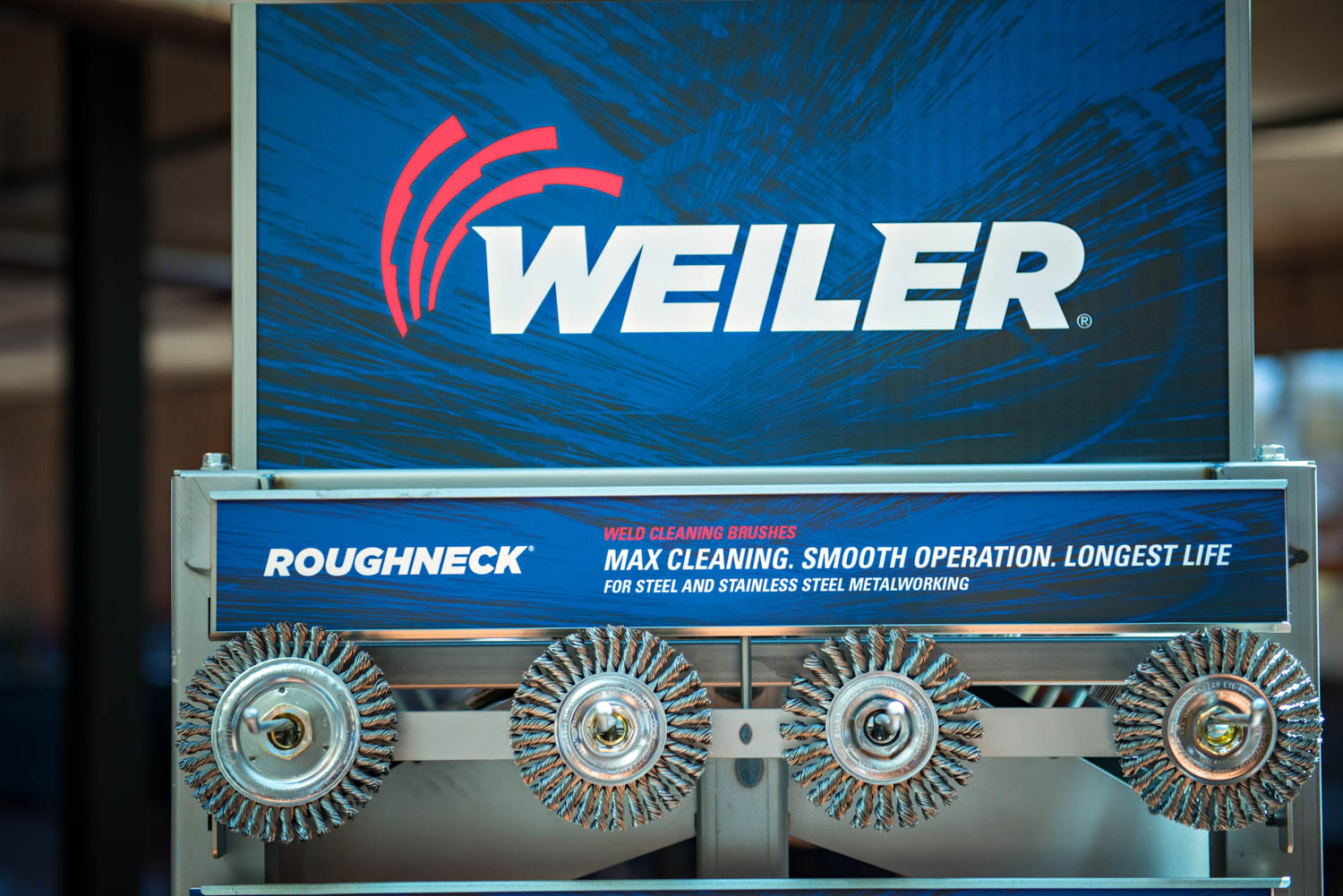 weiler auto product display detail by metaline