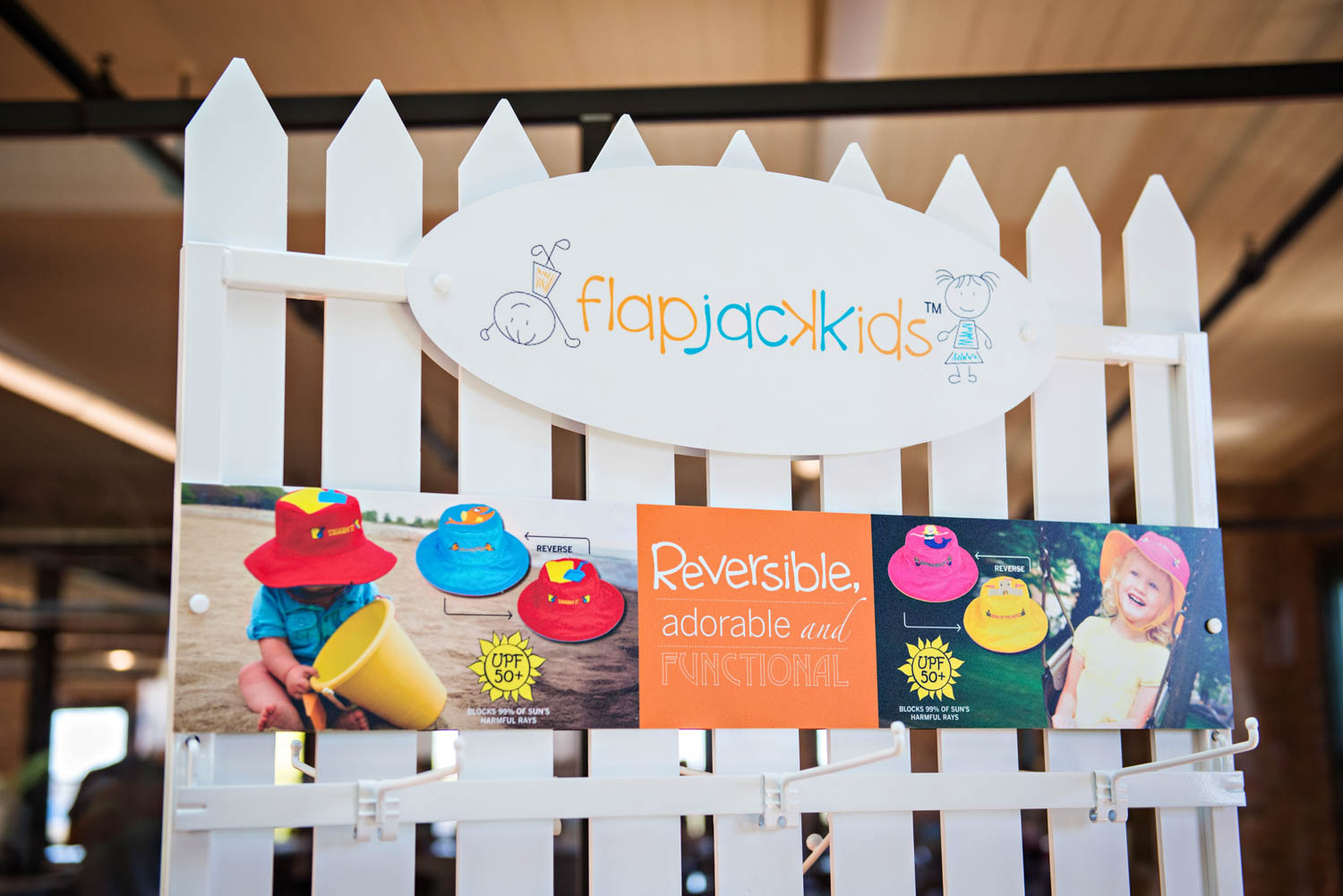 In Store Displays for Flapjack Kids