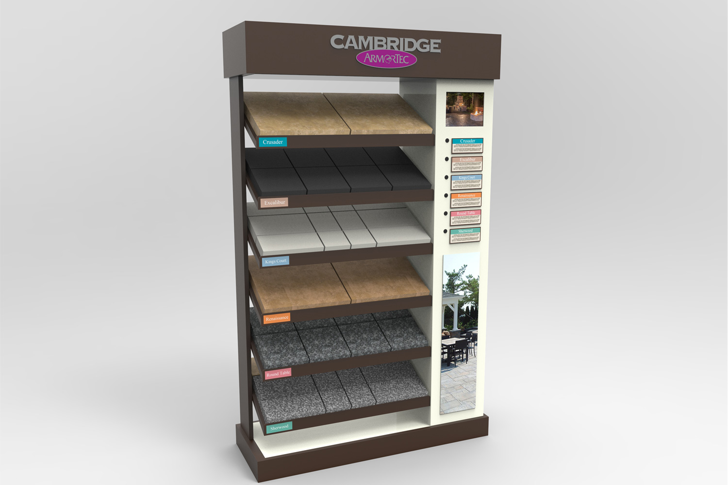 Semi-Permanent Displays for Cambridge