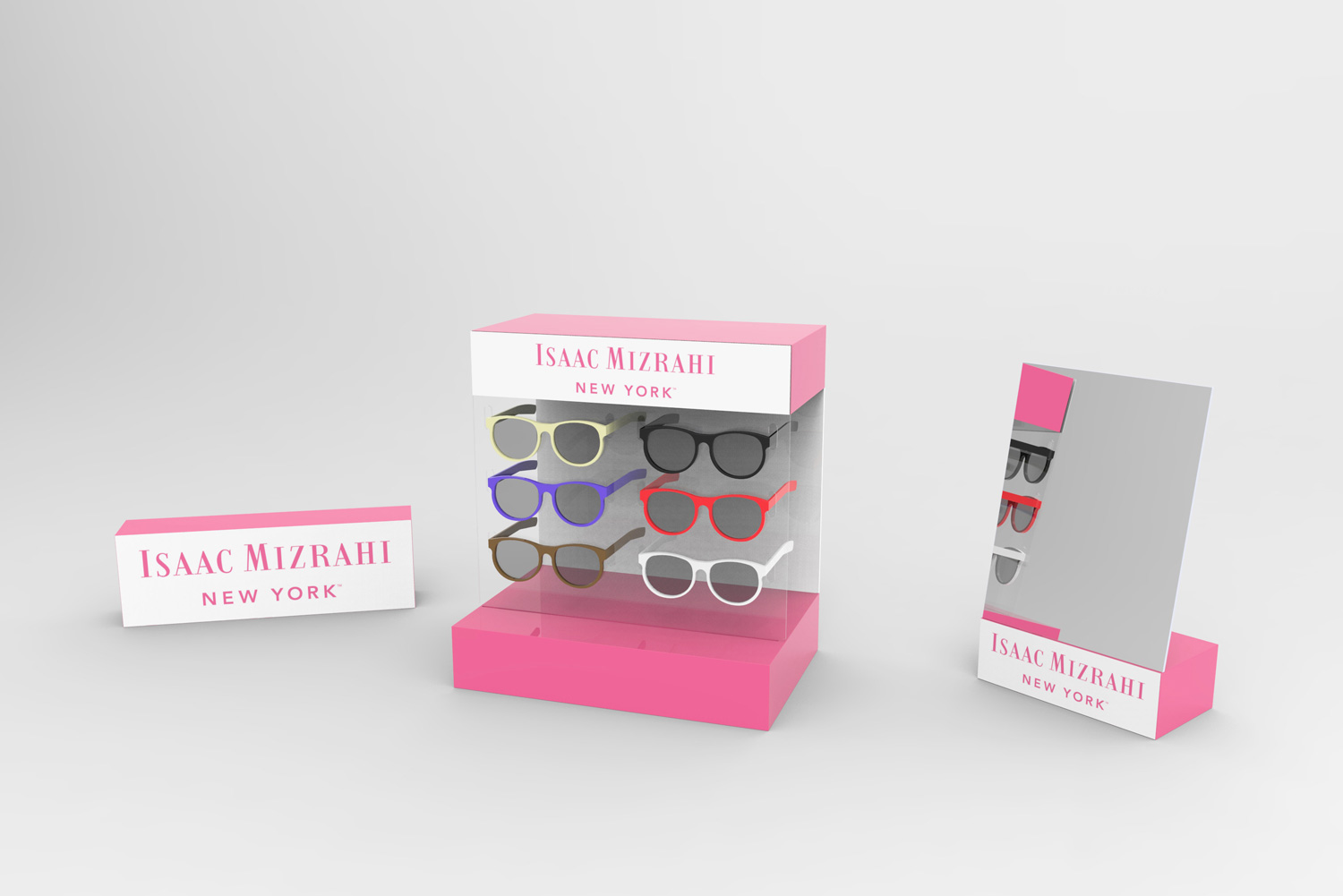 metaline isaacmizrahi display rendering