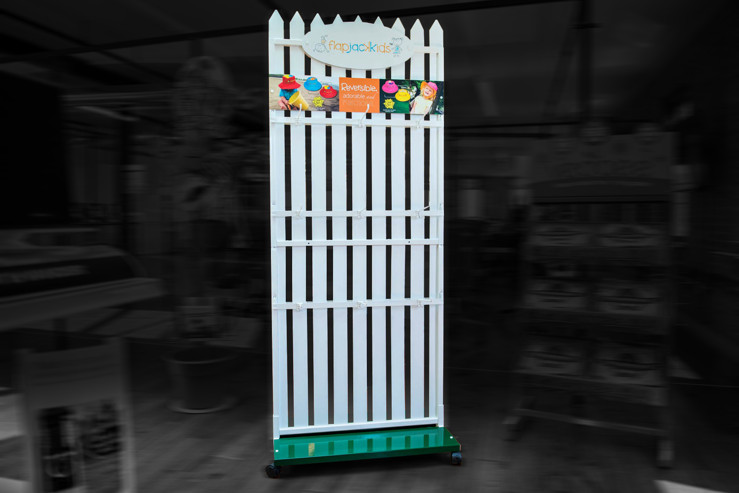 Store Fixtures for Flapjack Kids