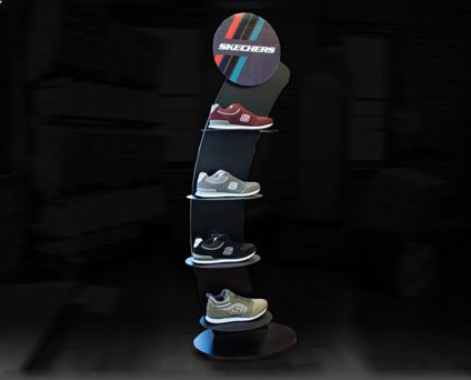 Skechers – POP Displays